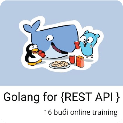 Khoá học Golang - Foody Delivery backend